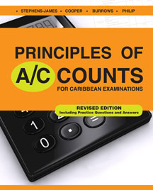 Principles of Accounts for Caribbean Examinations - Revised Edition