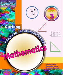 Carlong Integrated Assessment Papers Book 3 - Mathematics