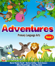 Adventures: Primary Language Arts Book 1