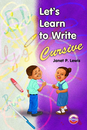 Let's Learn to Write - Cursive
