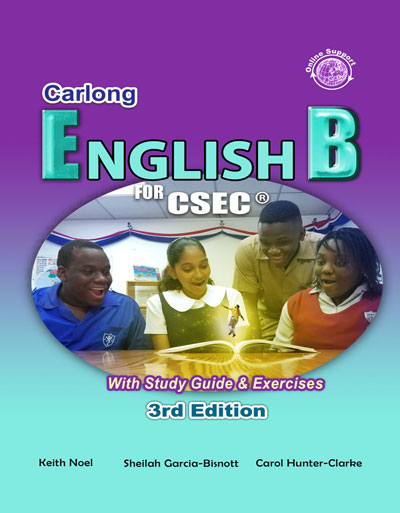 Carlong English B for CSEC