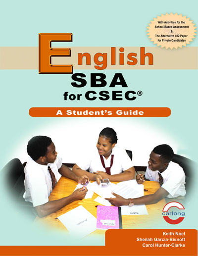 English SBA for CSEC