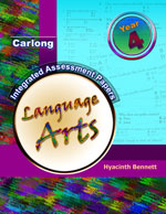Carlong Integrated Assessment Papers: Language Arts
