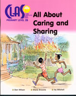 Carib Language Arts Series - Primary Level 2B: All About Caring and Sharing