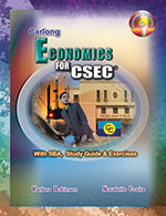Carlong Economics for CSEC With SBA, Study Guide, Exercises & DVD