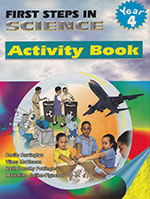 First Steps in Science Year 4 Activity Book
