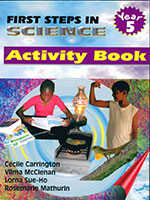 First Steps in Science Year 5 Activity Book
