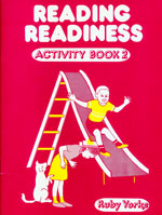Reading Readiness Activity Book 2