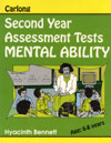 Carlong Second Year Assessment Tests - Mental Ability