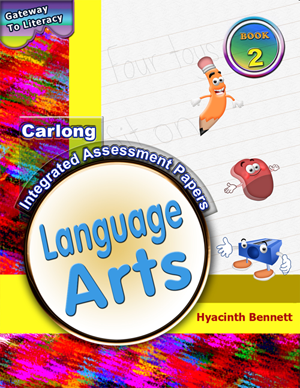 Carlong Integrated Assessment Papers Book 2 - Language Arts