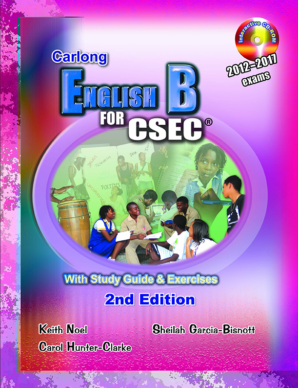 carlong english b for csec with study guide and exercises 2nd rh carlongpublishers com cxc english b study guide english b for csec study guide pdf