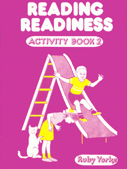 Reading Readiness Activity Book 2 Carlong Publishers Caribbean