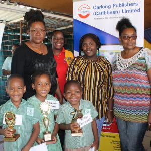 Bridgeport Basic School are the winners of the 2019 Carlong/Kiwanis Sand Pebbles Pleasure Series (SPPS) Literacy Competition!