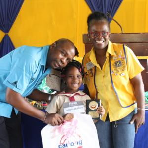 Carlong & Kiwanis Sand Pebbles Pleasure Series Reading Competition 2018